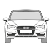 A3 Cabriolet (14-)
