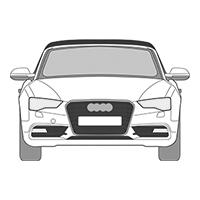 A5 Cabriolet (09-17)