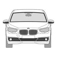Série 5 F07 GT (09-)