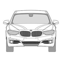 Série 3 GT F34 (13-)