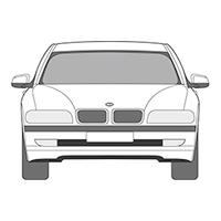 Série 7 E38 (94-01)