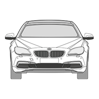 Série 6 F06 Gran Coupé (12-18)