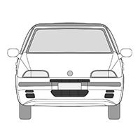Punto Cabriolet (94-00)