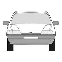 Fiesta III (89-96)
