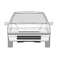 Civic 3p (87-91)