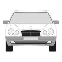 Classe E W210 (95-02)