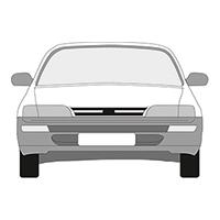 Corolla E100 5p (92-97)
