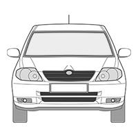Corolla E12 Berline/Break (02-07)