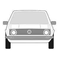 Golf II/Jetta (83-91)