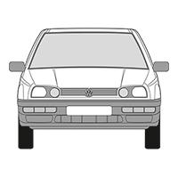 Golf Cabriolet (93-02)