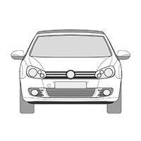 Golf Cabriolet (11-)