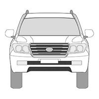 Land Cruiser V8 (08-)