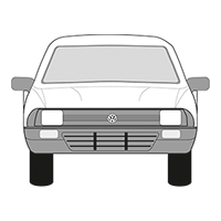 Taro Pickup/Toyota Hilux (89-98)