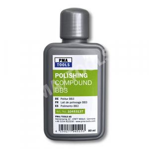 PMA/TOOLS Lait de polissage BB3, 80 ml