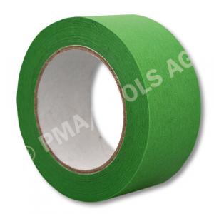 Bande adhésive pour fixation, vert, 50 mm, 50 m rouleau