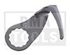 FEIN Lame 212 forme de U, modèle renforcé, dentelée, 38 mm, 2 pcs.