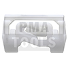 MITSUBISHI Colt VI 3p, 07-12, Clip PB carrosserie latéral, blanc