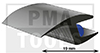 ProFlexx Profil universel avec butyl, 19 mm, 30 m