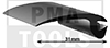ProFlexx Profil universel avec butyl, 31 mm, 20 m